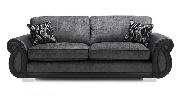 Kamilla Formal Back 4 Seater Sofa