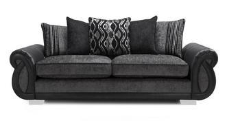 Kamilla Pillow Back 4 Seater Sofa