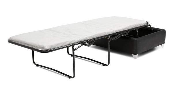 Kamilla Plain Top Bed Stool