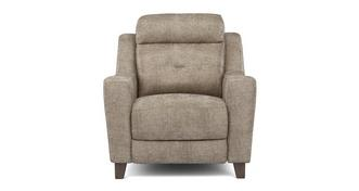 Kansas Fabric Power Plus Recliner Chair