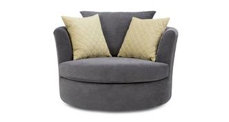 Karisma Large Swivel Chair