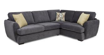 Karisma Left Hand Facing 2 Seater Corner Sofa