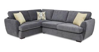Karisma Right Hand Facing 2 Seater Corner Sofa