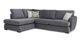 Karisma Right Arm Facing Open End Corner Sofa