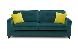 4 Seater Sofa with Removable Arms Kate
