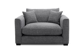 Weave Snuggler Sofa