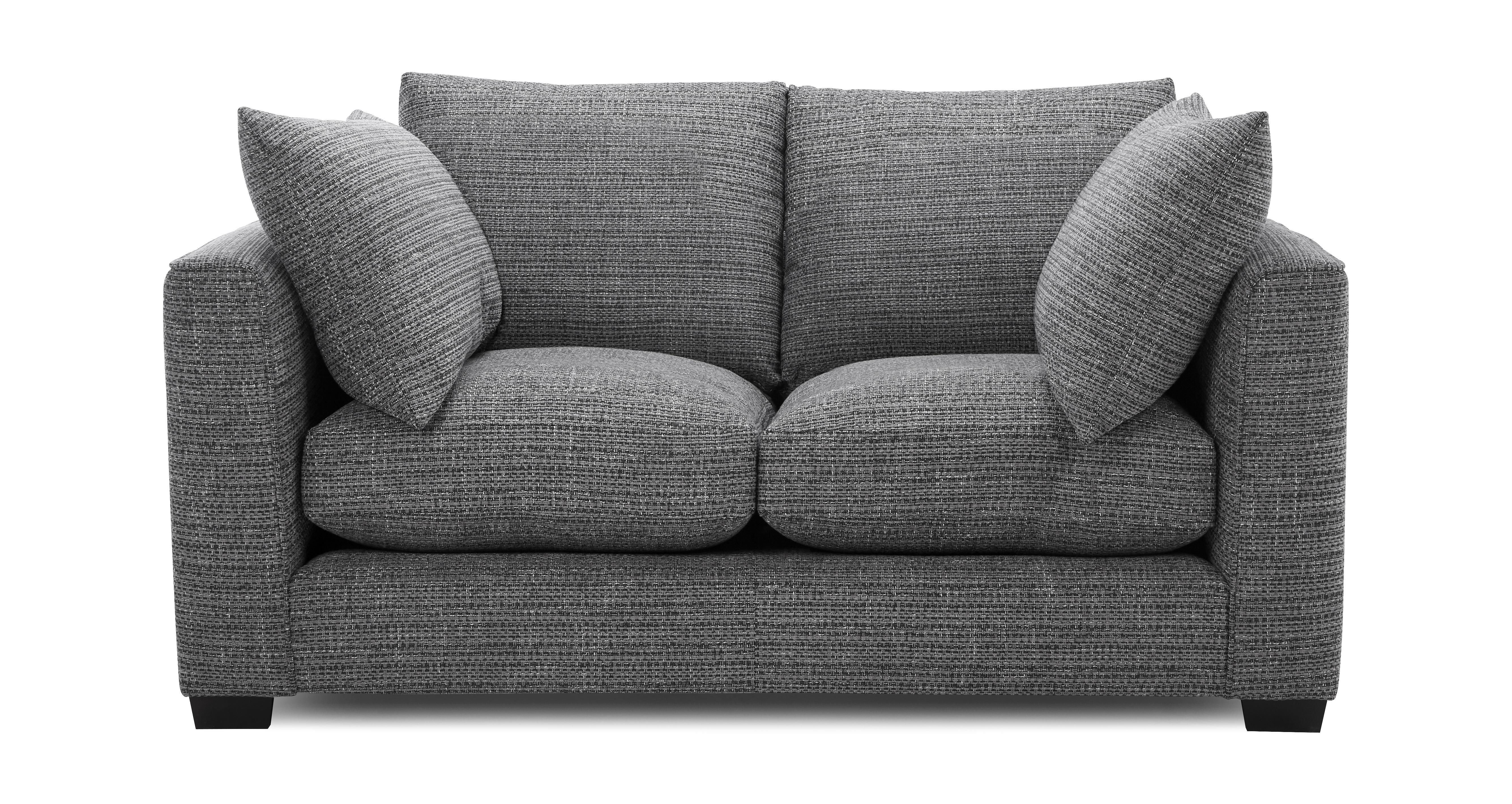 Keaton Weave Small 2 Seater Sofa Keaton Weave | DFS Ireland