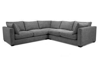 Strange Keaton Weave Small Corner Sofa Download Free Architecture Designs Scobabritishbridgeorg