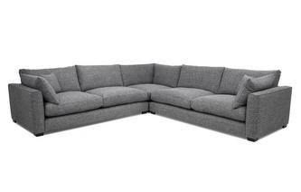 Awesome Keaton Weave Large Corner Sofa Download Free Architecture Designs Embacsunscenecom
