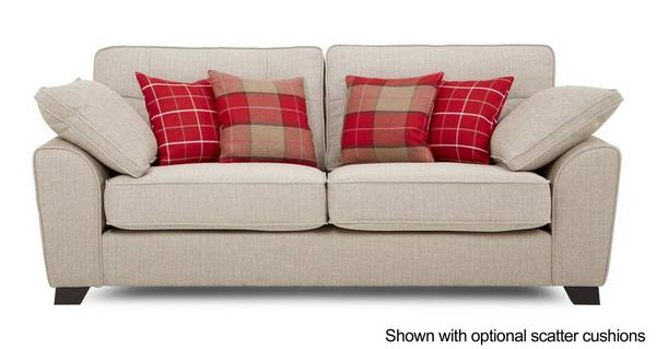 Keeper 3 Seater Sofa