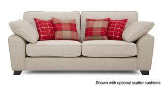 Keeper 3 Seater Deluxe Sofa Bed