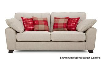 3 Seater Deluxe Sofa Bed Keeper