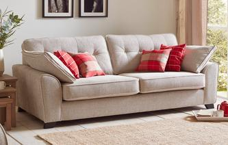 Keeper 4 Seater Sofa Keeper
