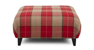 Keeper Multi Check Large Footstool