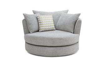 Large Swivel Chair Keira