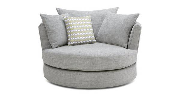 Keira Large Swivel Chair