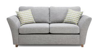 Keira Large 2 Seater Formal Back Sofa Bed