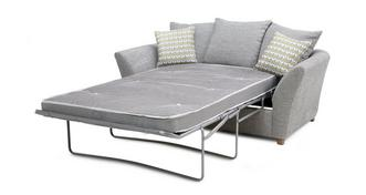 Keira Large 2 Seater Pillow Back Deluxe Sofa Bed
