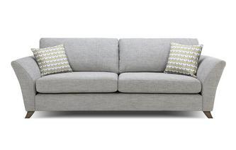4 Seater Formal Back Sofa Keira