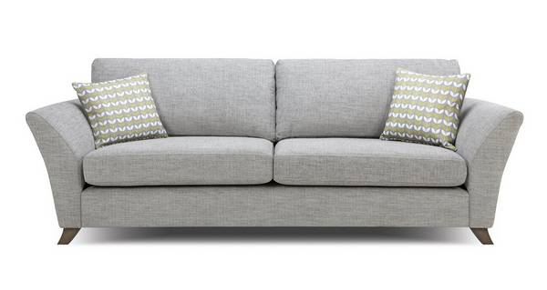 Keira 4 Seater Formal Back Sofa