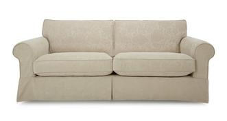 Kendal Pattern Formal Back Grand Sofa