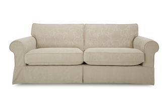 Pattern Formal Back Grand Sofa Kendal Pattern