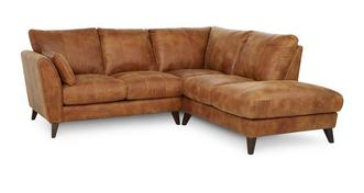 Kennedy Left Arm Facing 2 Piece Corner Sofa
