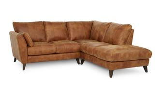 Left Arm Facing 2 Piece Corner Sofa Outback