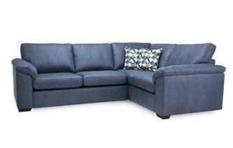 Left Hand Facing 2 Seater Corner Sofa Condor
