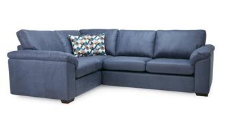 Kenzy Right Hand Facing 2 Seater Corner Sofa