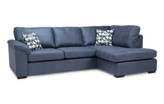 Left Hand Facing Arm Open End Corner Sofa Condor