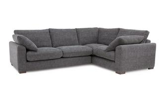 Left Hand Facing 3 Seater Corner Sofa Keswick