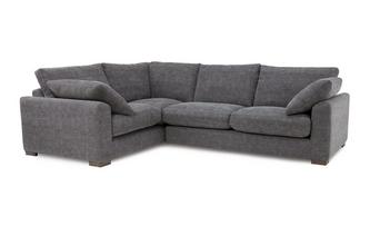 Right Hand Facing 3 Seater Corner Sofa