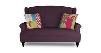 Kitty Plain Petit Wingback Sofa