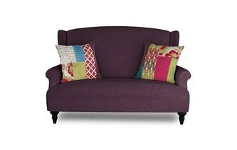 Plain Petit Wingback Sofa Kitty Plain