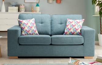 Kizzi 2 Seater Sofa Revive
