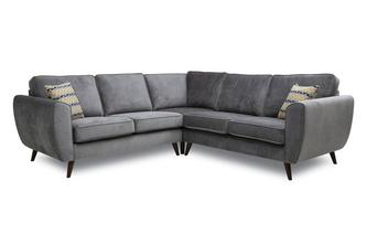Koby 2 Corner 2 Sofa Plaza | DFS