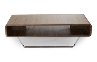 Salontafel Kubix Walnut