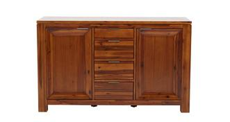 Kyoto Large Sideboard 3 Drawer 2 Door
