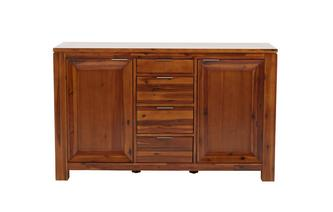 Large Sideboard 3 Drawer 2 Door Kyoto