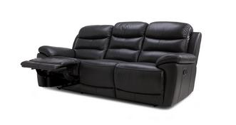 Landos 3 Seater Manual Recliner