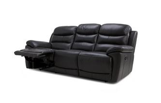 3 Seater Manual Recliner Lima