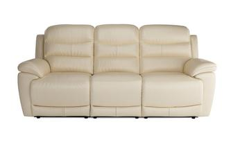 Landos 3 Seater Manual Recliner Peru