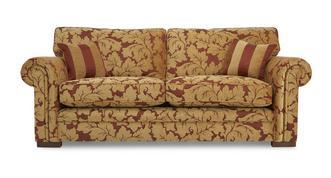 Landseer Floral 3 Seater Sofa