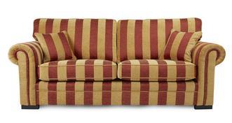 Landseer Stripe 3 Seater Sofa
