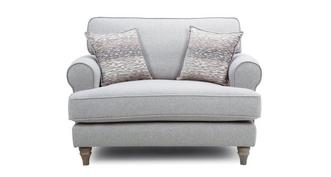 Langfield Formal Back Cuddler Sofa