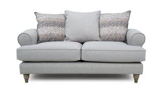 Langfield Pillow Back 2 Seater Sofa