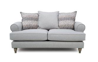 Pillow Back 2 Seater Sofa Langfield