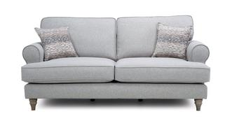 Langfield Formal  Back 3 Seater Sofa