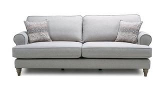 Langfield Formal Back 4 Seater Sofa